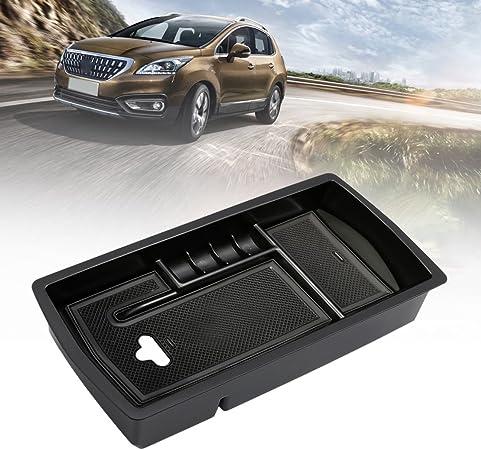 Suparee Car Interior Console Centre Armrest Storage Box Accessories Auto