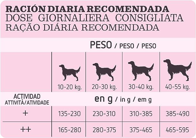 ultima Pienso para Perros Medium Maxi Sensitive con Salmón ...