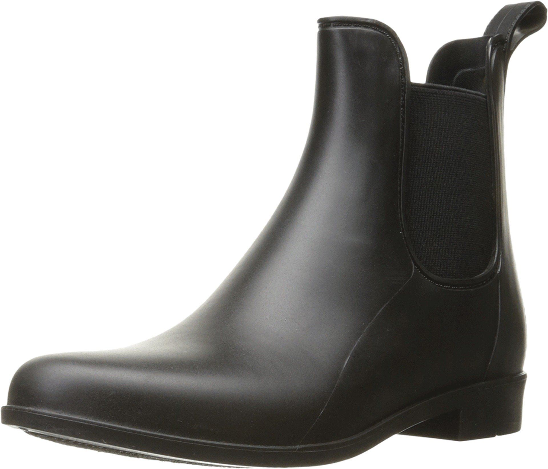 Sam Edelman Women's Tinsley Rain Boot, Black Matte, 9 M US