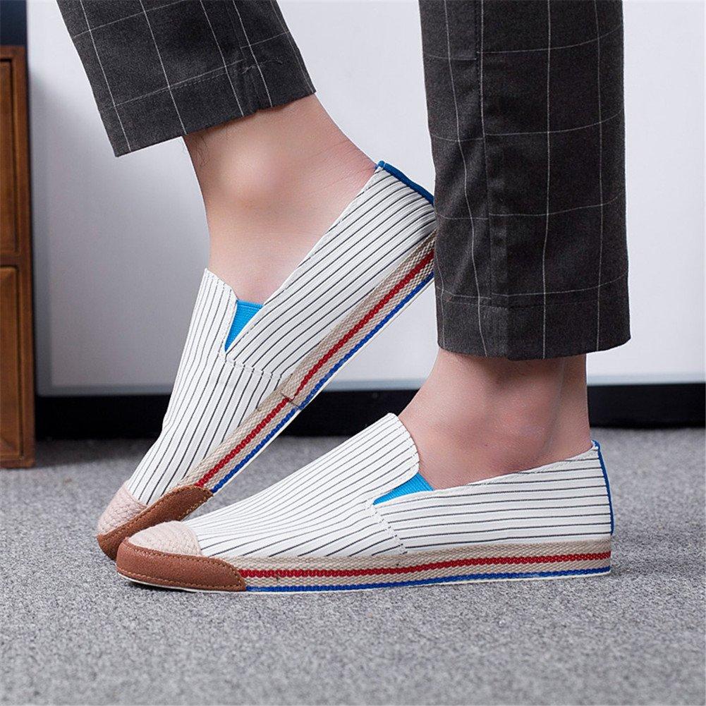 Amazon.com | mrhippies 2017 Mens Casual Shoes Mens Canvas Shoes for Men Shoes Men Fashion Flats Leather Brand Fashion Suede Zapatos de Hombre | Shoes