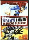 Superman/Batman: Enemigos Públicos [DVD]