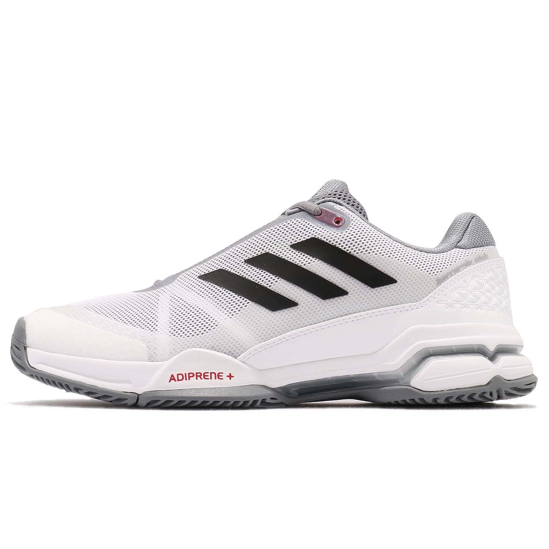 (アディダス) バリケード クラブ メンズ テニス シューズ adidas Barricade Club CM7782 [並行輸入品] B07D4BBB6Z 29.0 cm FOOTWEAR WHITE/CORE BLACK/GREY