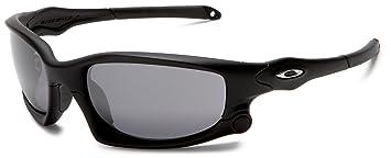 ae9771086980b0 Oakley Split Jacket Lunette de soleil homme Matte Black Black Iridium   G40  Array Taille