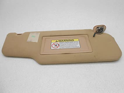 Amazon.com  New OEM Sun Visor 1997-1998 Crown Victoria Grand Marquis Right  Tan  Everything Else a4144d7d984