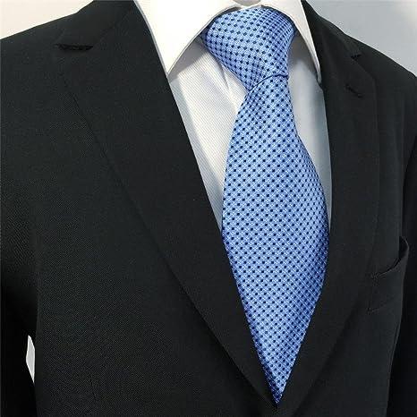 shlax&wing - Corbata - para hombre azul Normal Krawatte 57.5