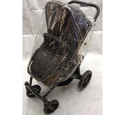 Protector de lluvia Compatible con Uppababy Vista paseo (142 ...