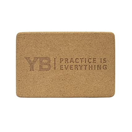 Amazon.com: yogabody Naturals bloque de yoga de corcho ...