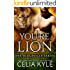 You're Lion (BBW Paranormal Shapeshifter Romance) (Ridgeville Series)