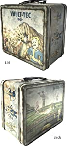 FanWraps Fallout 4 Vault-Tec Weathered Tin Tote Replica