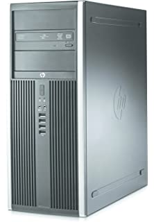 HP Compaq Elite 8300 TW MiniTower High Performance Business Desktop PC, Intel Quad Core i7