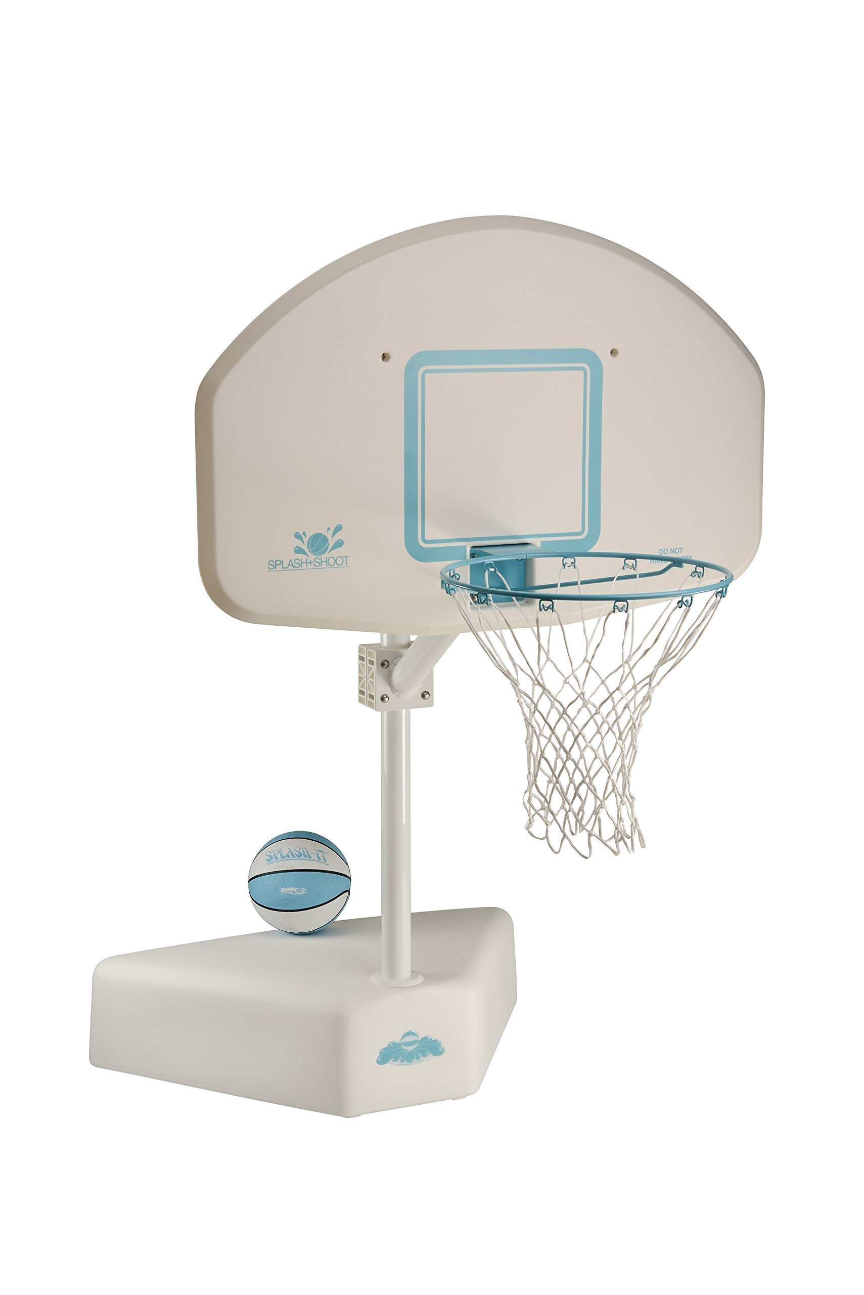 Dunnrite Splash and Shoot Swimming Pool Basketball Hoop with Stainless Steel Rim (B600) by Dunnrite Products