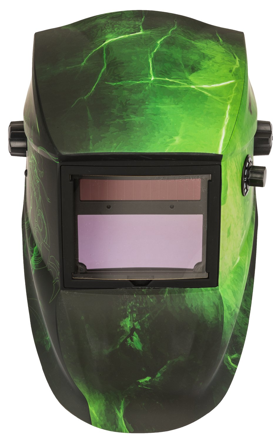 Forney 55707 Advantage Series Edge Auto Darkening Welding Helmet by Forney (Image #2)