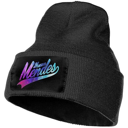 Hoodeid Unisex Beanie Hat Shawn Mendes Knit Hat at Amazon Men s ... c58afd7783d