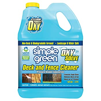 Simple Green Oxy Washer Wood Cleaner