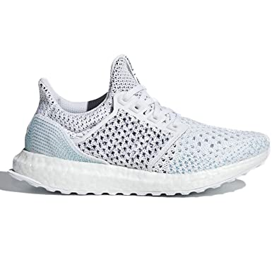adidas Ultra Boost Parley Kids Cloud White Blue Spirit B43512 (Size  3.5) ae7d0ef02