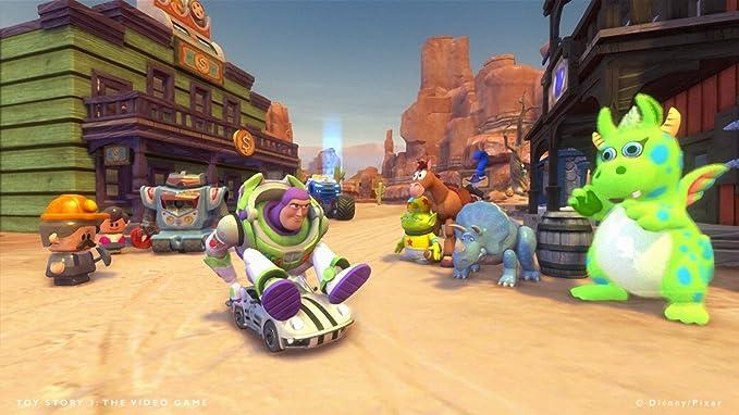 Disney Toy Story 3 - Juego (PS3, ESP): Amazon.es: Videojuegos