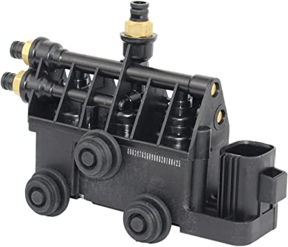 Vorne Luftfederung Ventilblock Ventil Rvh000095 Auto
