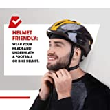 Self Pro Mens Headbands 2 Pack Guys Sweatband