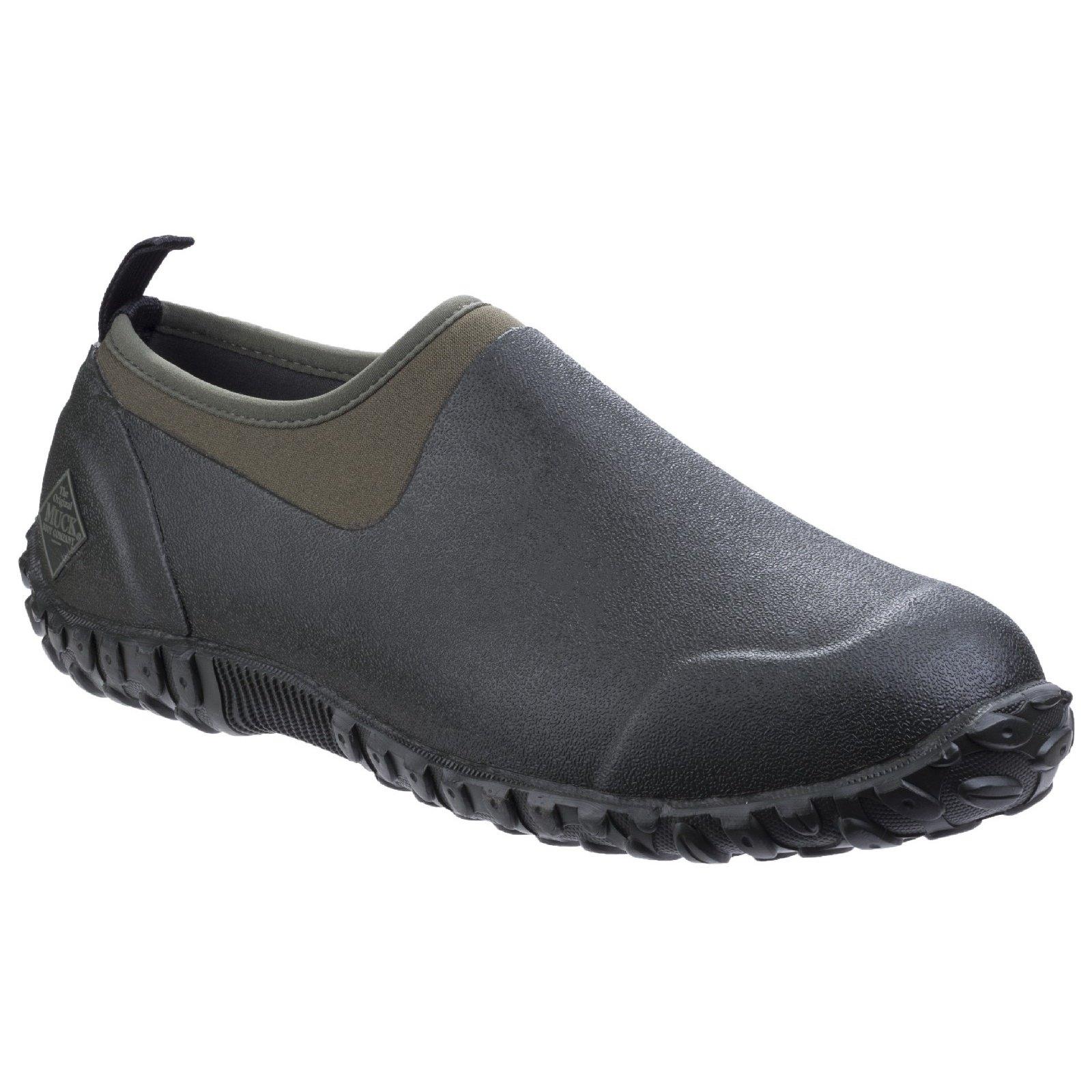 Muck Boot Mens Muckster II Low All Purpose Lightweight Shoes (13 US) (Moss/Green) by Muck Boot