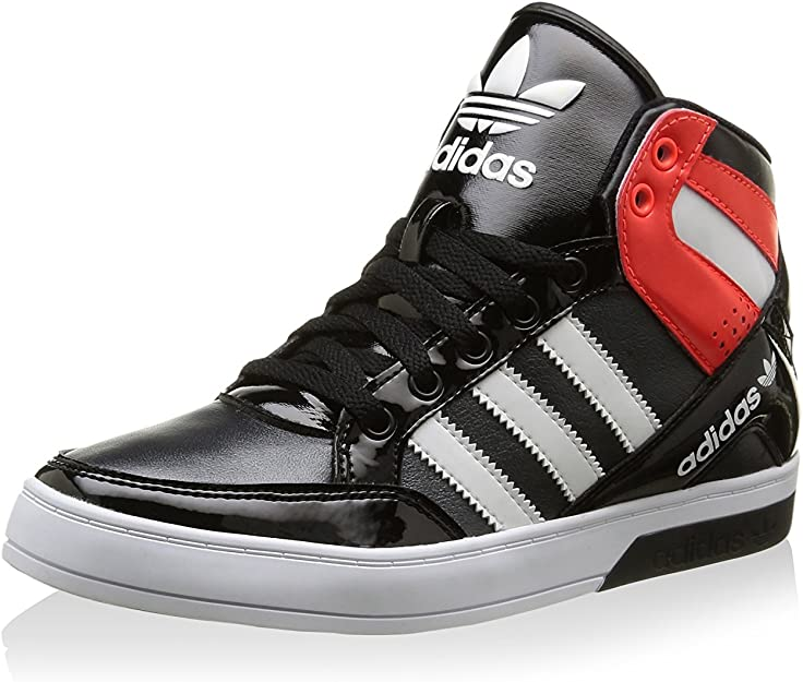 adidas Damen Basket Montantes Hard Court Block Wn