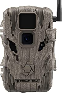 Fusion Wireless 26MP Trail Cam (AT&T) w Command App and Web Interface