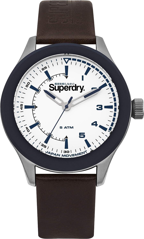 Superdry Reloj de Pulsera SYG231BR