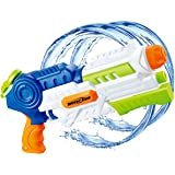 Water Blaster Water Gun Soaker Squirt 1200CC Moisture Capacity Party and Outdoor Activity Water Fun Toys for Children and Adults.