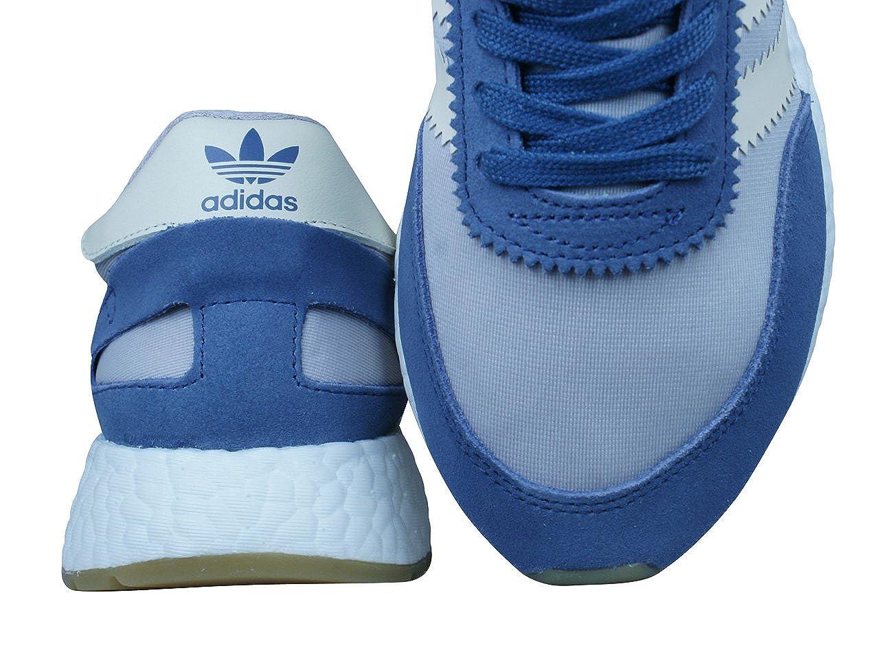 Adidas I-5923 Basket Mode Homme Vert (Green/White Green/White)