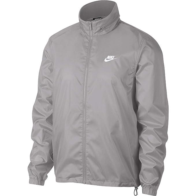 Amazon.com: Nike - Chaqueta cortavientos con capucha para ...