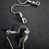Amazon Com Uncommon Artistry Silver Plated Earring Hooks