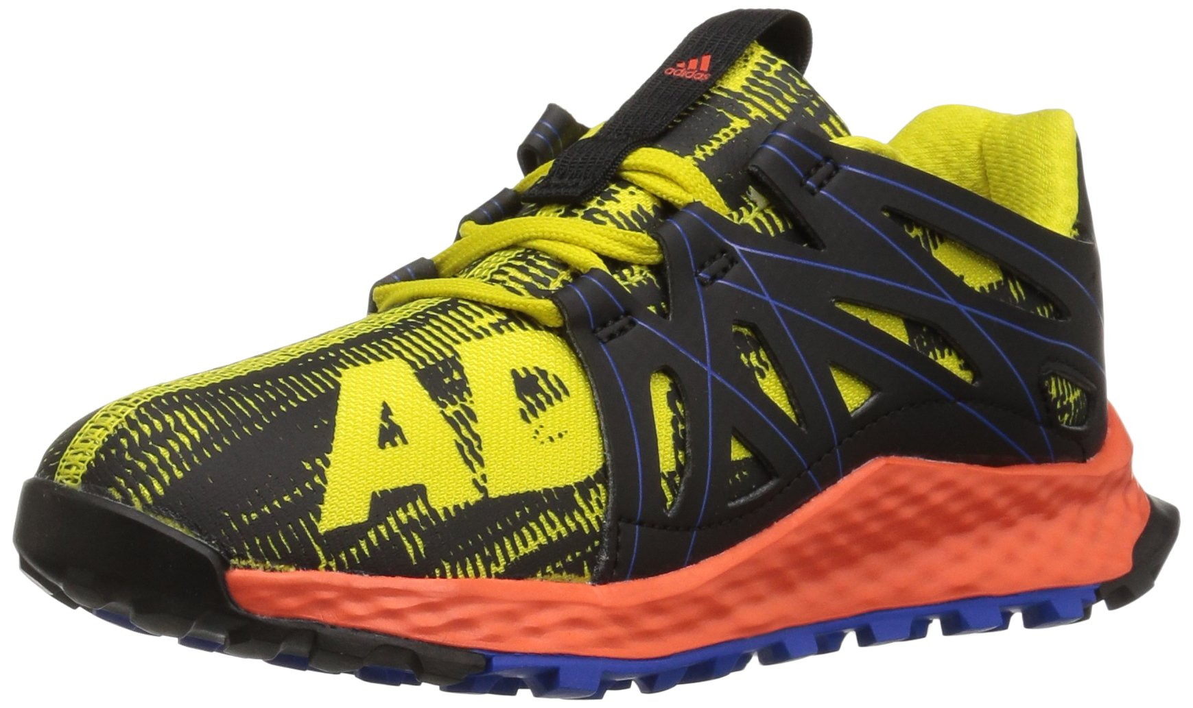 daeb0d488dd52 Galleon - Adidas Performance Boys  Vigor Bounce C Trail Runner ...