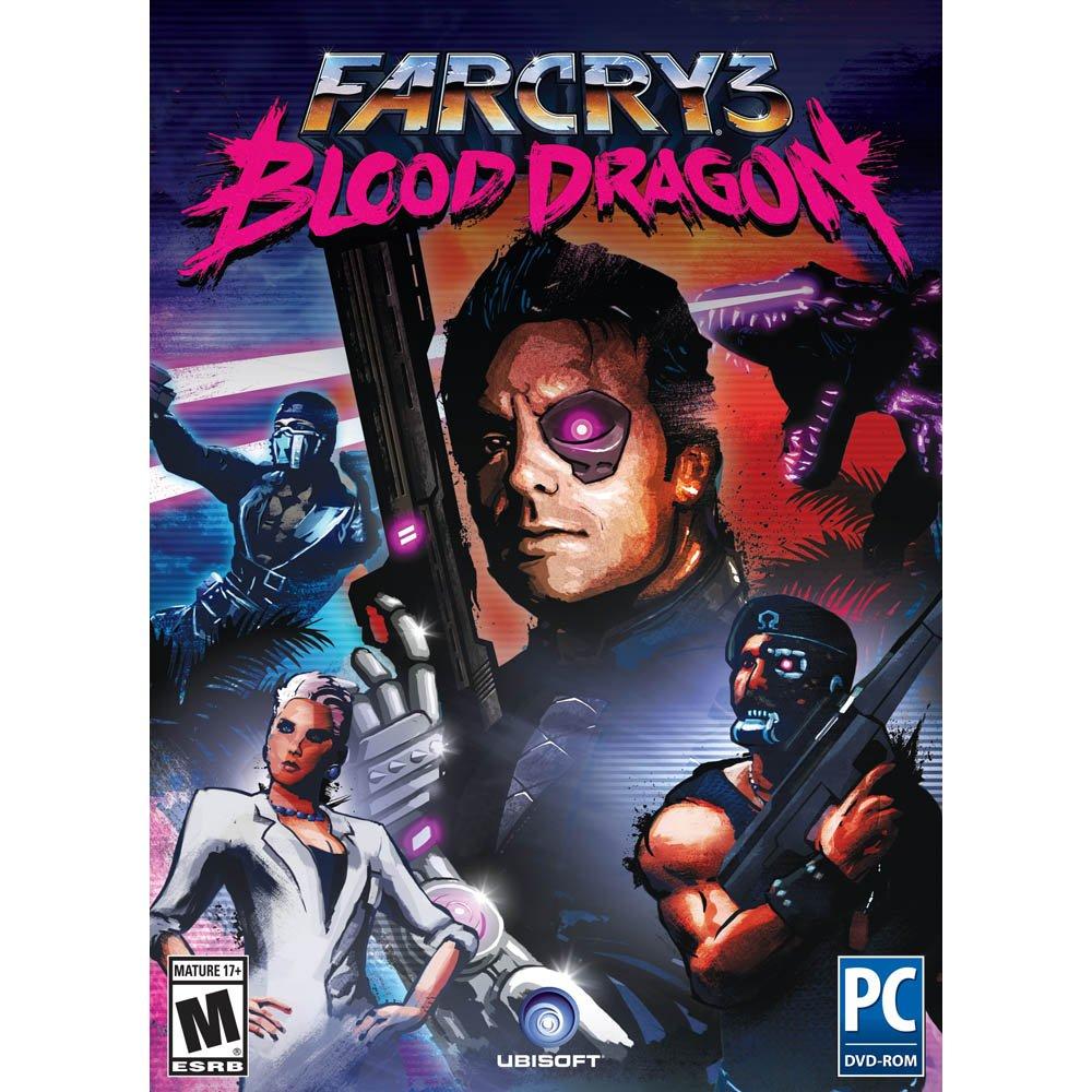 Far cry 3 blood dragon think