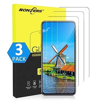 NONZERS Protector de Pantalla para Samsung Galaxy A80 / Samsung ...