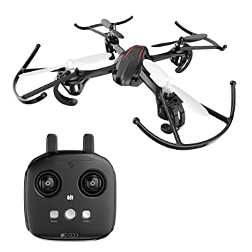 Holy Stone Predator Mini RC Quadcopter Drone 2 4Ghz 6 Axis Gyro R/C Serie 4  Channels RTF Helicopter HS170G Best Choice for Kids and Beginners,