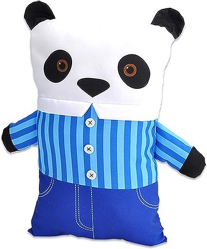 Gift for Kids Plush Toy Fill is Spun Recycled Water Bottles Stuffed Animal Designed Pillow Wild Republic Shark Pillowkins