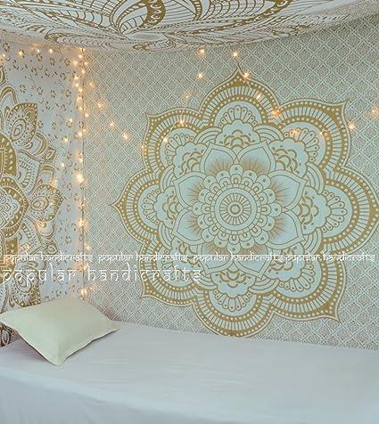 Amazon Com Popular Handicrafts Kp647 Flower Ombre Gold Large Ombre