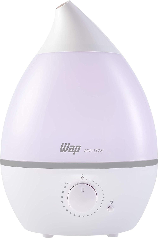 Umidificador de Ar Luminária com Difusor de Aromas WAP AIR FLOW Bivolt