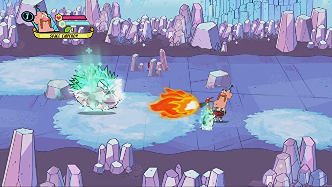Cartoon Network Battle Crashers Code In A Box Switch: Amazon.es: Videojuegos