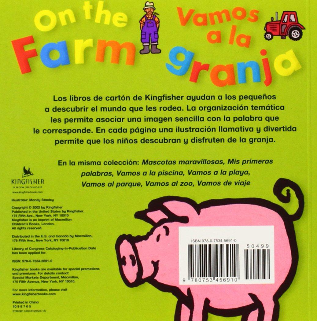 Vamos a la Granja (All Aboard) (Spanish Edition): Mandy Stanley:  9780753456910: Amazon.com: Books