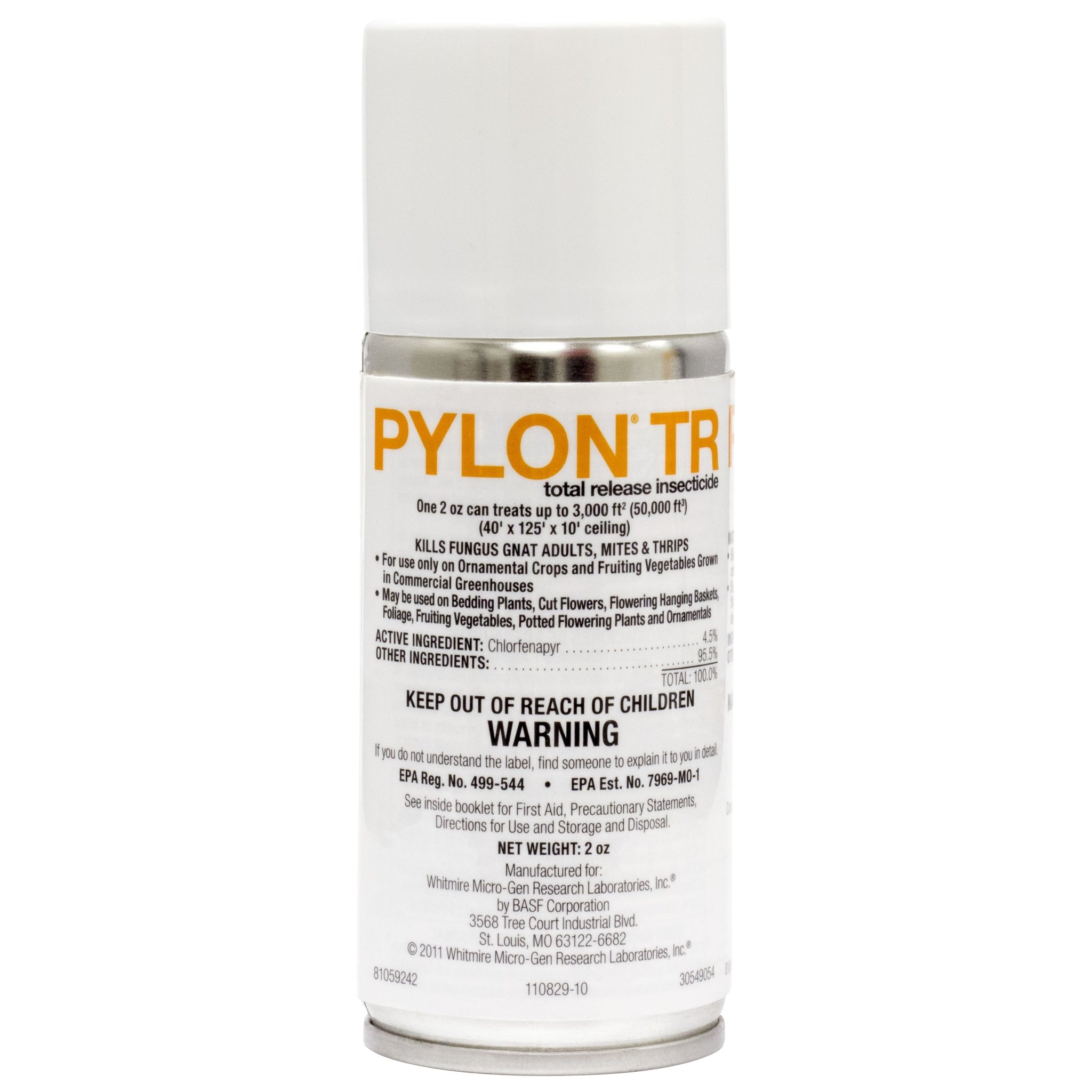 Pylon TR Total Release Insecticide (2) 2 oz. Cans by Pylon