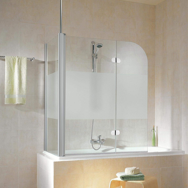 Schulte D81102 01 100 32 5 Garant - Mampara de ducha con pared ...