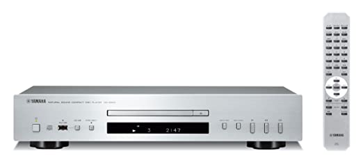 153 opinioni per Yamaha CD-S300 Lettore CD, Argento
