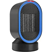 COMLIFE Portable Space 600W PTC Ceramic Heater Fan with Overheat