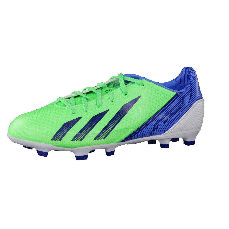 on sale 63f02 0f6cc Adidas Fussballschuhe F30 TRX FG zest LEA 40 green zest FG joy Blau dark  Blau 4ca54c