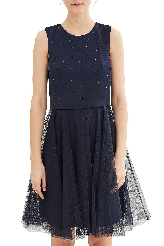 a86870412a91e ESPRIT Collection Damen Kleid 037eo1e022 online bestellen