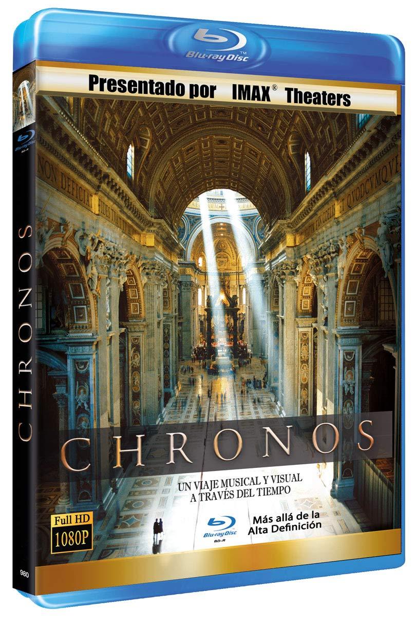 Chronos BD (Blu-Ray) (Import) (2013) Ron Fricke; Documental