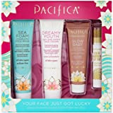 Your Face Just Got Lucky - Pacifica Beauty Skin Care Kit