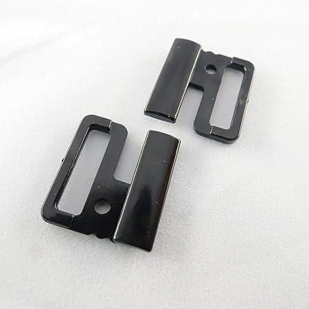 Kunststoff Clip Bikini-Verschluss BH-Verschluss 14 mm