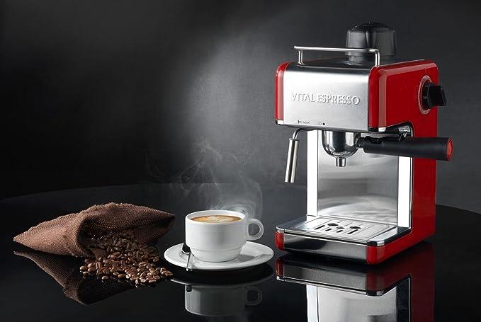 Vital Home - Cafetera Italiana Espresso