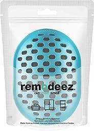 Remodelador de Olor y Humedad de Carbono Natural de Remodel: Desodorizador de On The Go, Color Morado (2 Unidades), Desodora